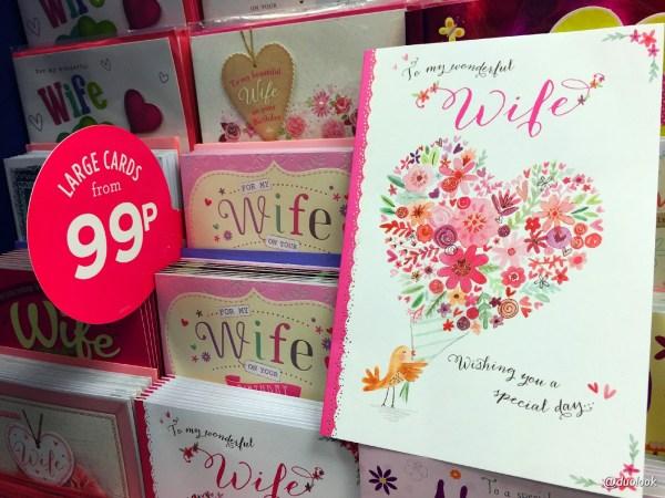 zakupy-w-londynie-card-factory-kartka-dla-zony-urodziny