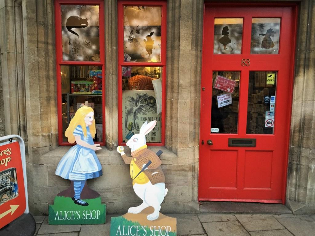 Alicja w Krainie Czarów Oksford