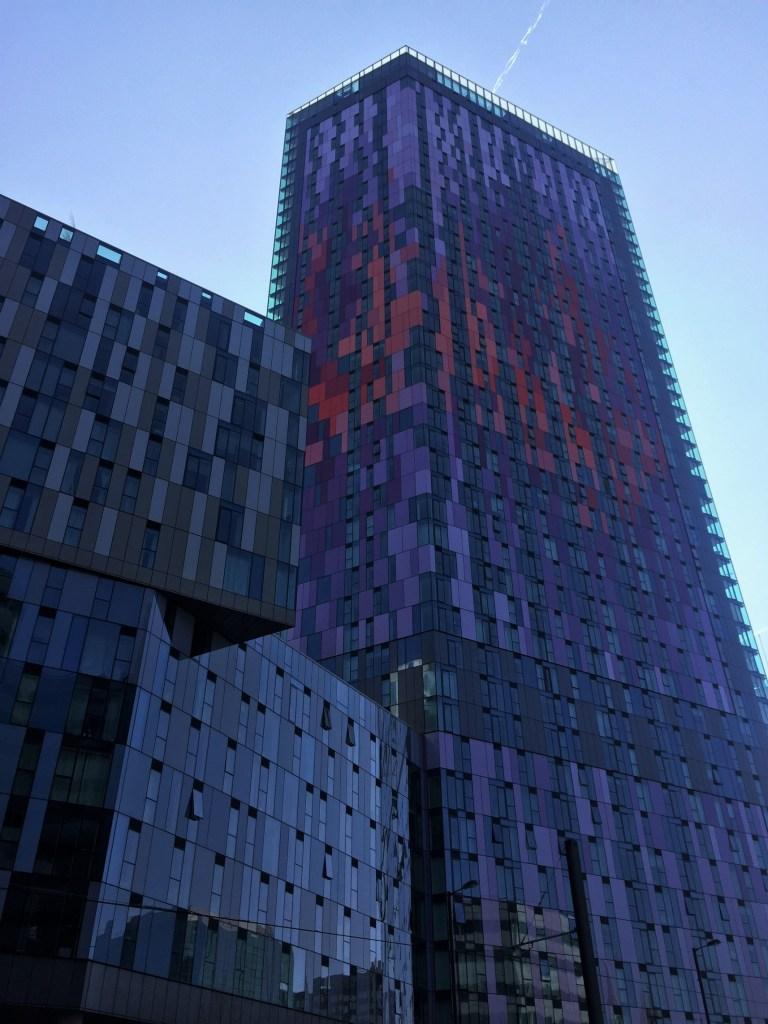 wieżowce w Londynie