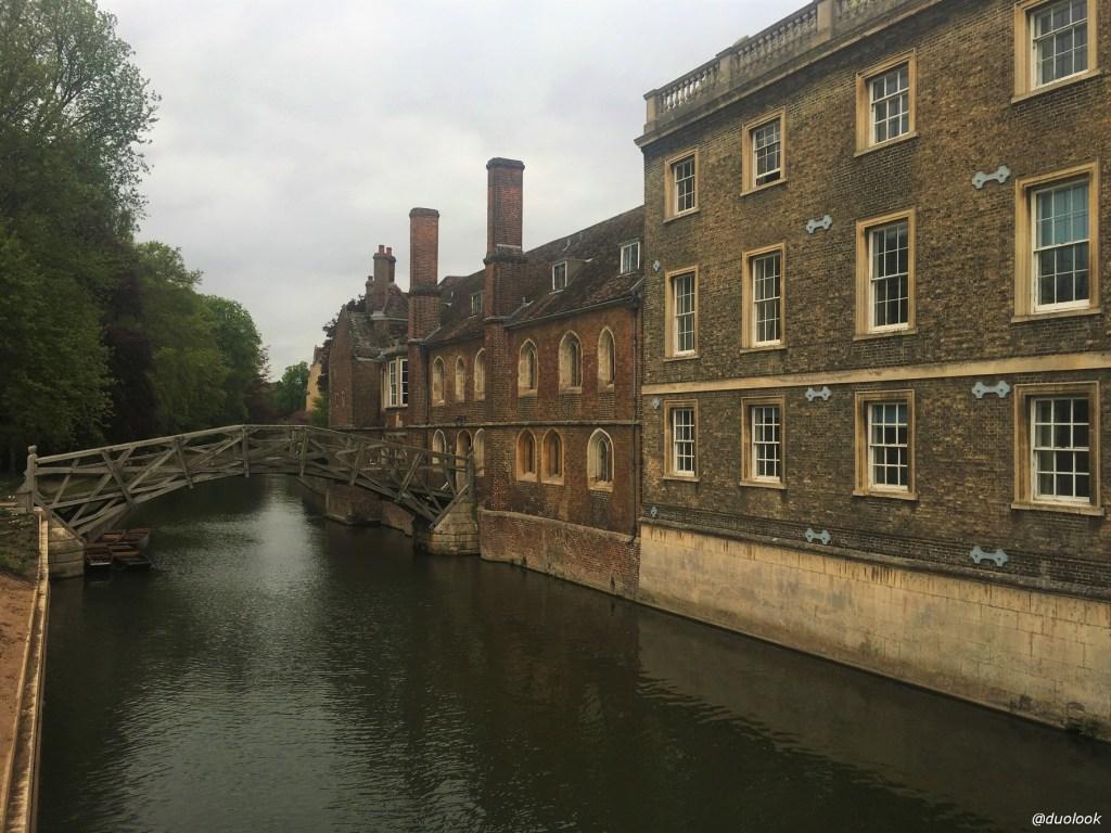 co warto zobaczyć w Cambridge