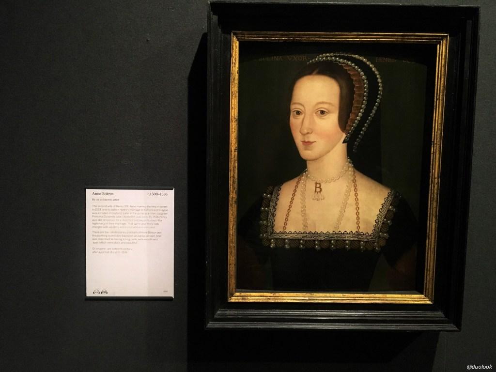 Anna Boleyn kochanka króla Henryka VIII