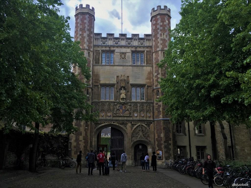 największe atrakcje Cambridge