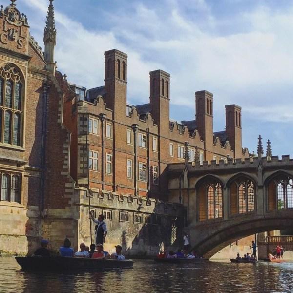 Największe Atrakcje w Cambridge