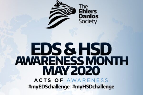 EDS MAJ świadomość Zespół ehlersa danlosa choroba