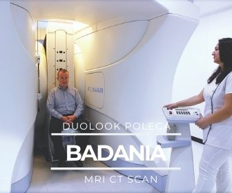 Pionowy rezonans upright MRI Londyn Medserena
