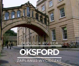 wycieczka z Londynu do Oksfordu co warto zwiedzić