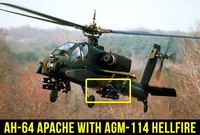 hellfire ah-64 apache