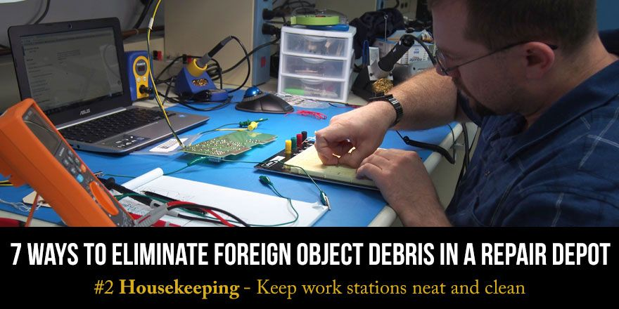 foreign object debris prevention