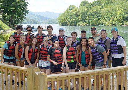 gold star teen alumni nantahala lake