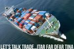 itar far dfar tina lets talk trade