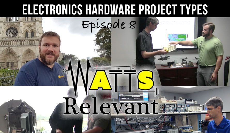 Electronics Hardware Project Types