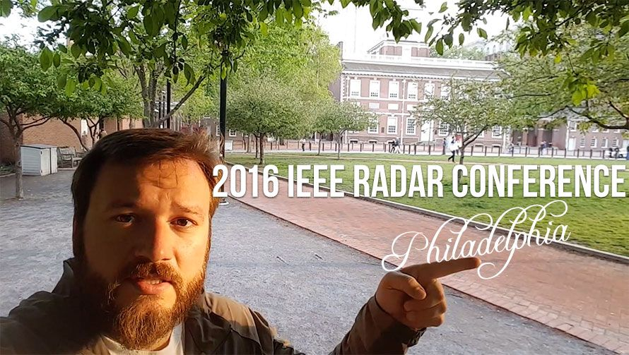2016 IEEE Radar Conference in Philadelphia