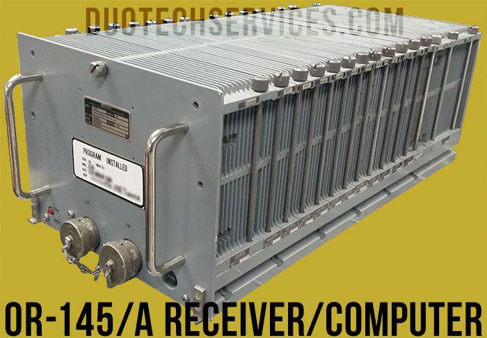 OR-145A Receiver-computer 94720600-601A
