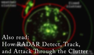 How RADAR Detect, Track, and Attack Through the Clutter