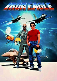 Iron Eagle promotional poster
