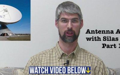 Antenna Arrays Pt. 1 with Silas Gibbs