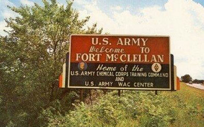 fort mcclellan army base