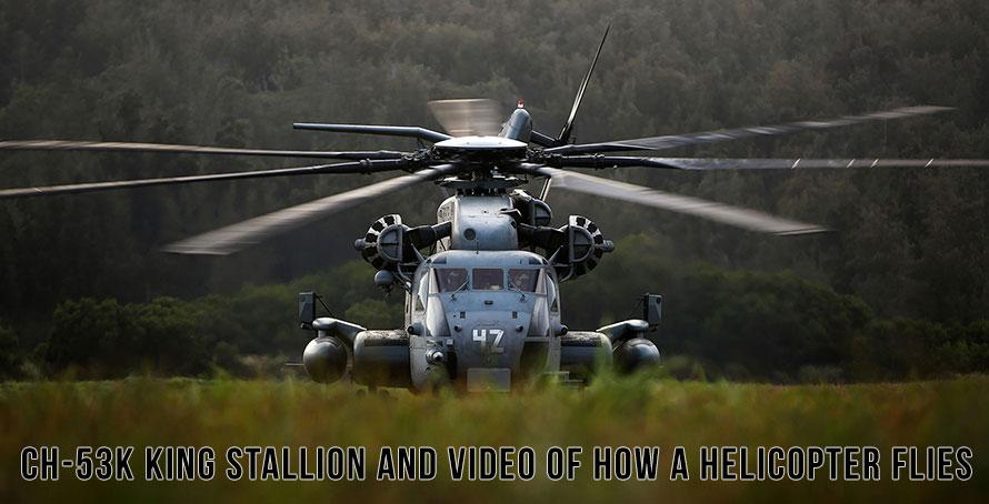ch-53e super stallion delivers us marines