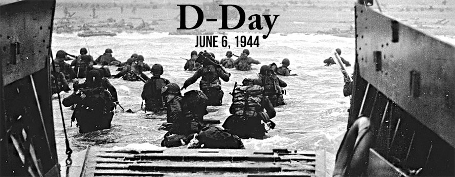 D-day Normandy June 6 1944