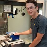 Rabun Gap Sophomore Spends His Summer as a Mechanical Engineer