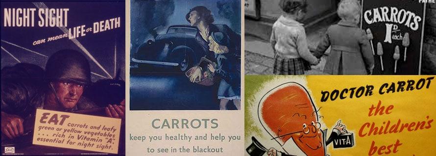 Carrots Go Down In Air Intercept Radar History