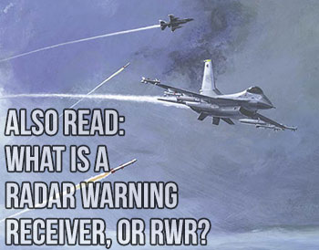 What is a Radar Warning Receiver, or RWR?