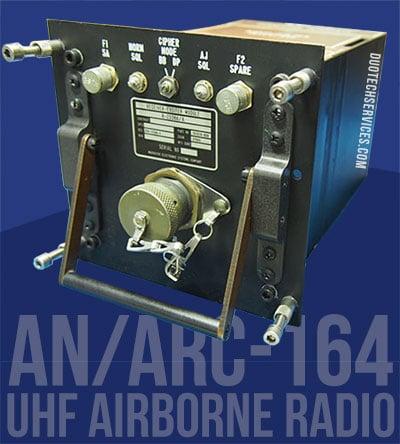 AN/ARC-164 UHF Airborne Radio