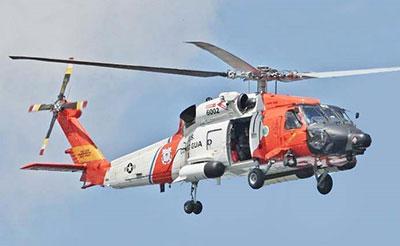 USCG MH-60T Jayhawk