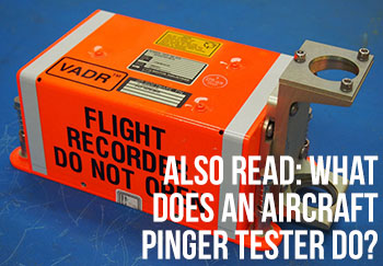 What Does an Aircraft Pinger Tester do
