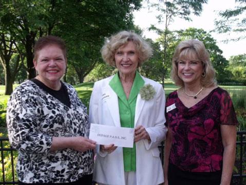The DuPage Community Foundation Funds DuPage PADS' Innovative Program