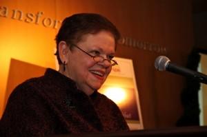 Carol Simler, Executive Director of DuPage Pads