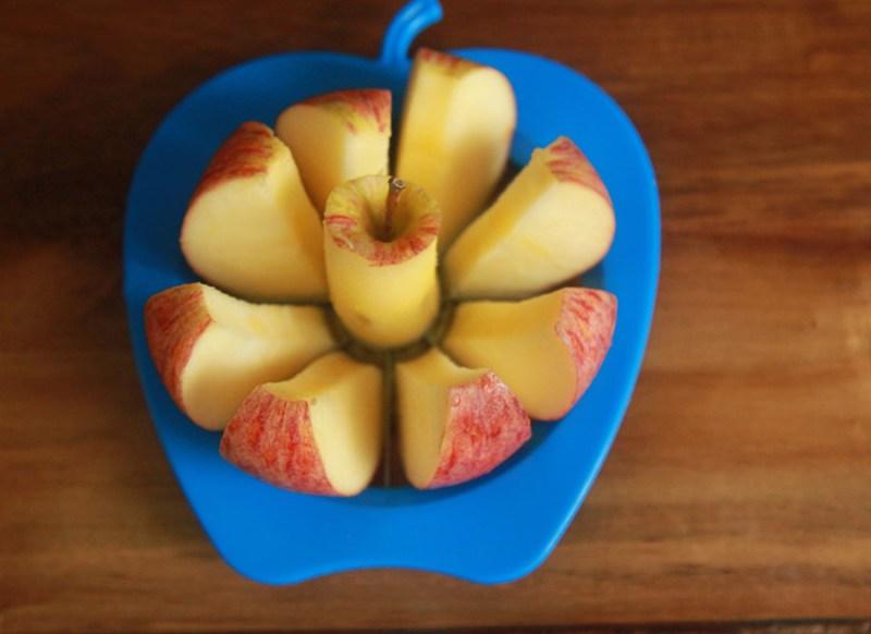 maçã ao forno1