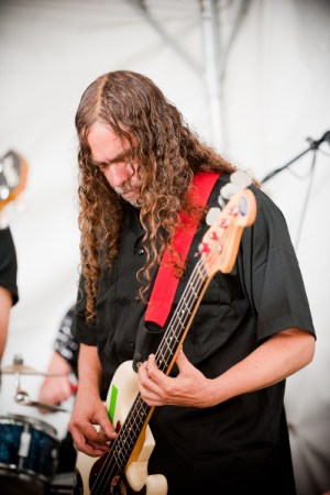 Mark Ferranti on Bass