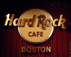 Duppy Conquerors at the Hard Rock Cafe