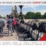 Balade à segway sur le pont Alexandre 3 à Paris avec Duprat Concept