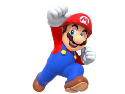 Mario sur Game Maker