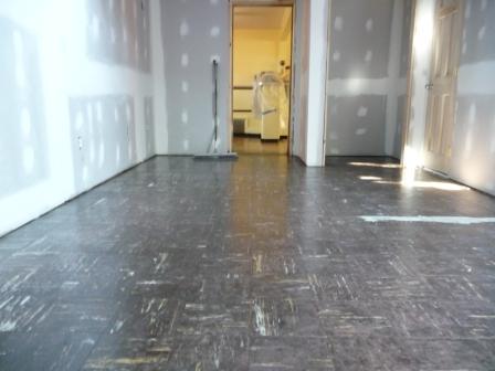 why remove vinyl asbestos tile