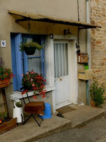 Dardilly France Door