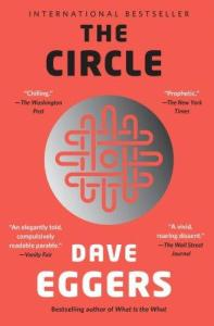 The Circle by Dave Eggers cover compress