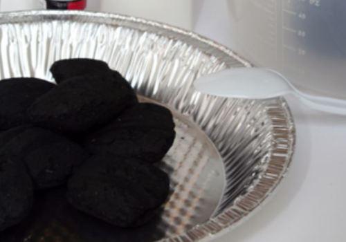 plate of coals