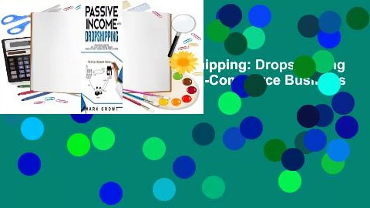 Passive-Income-with-Dropshipping-Dropshipping-Marketing.-How-to-Build-an-E-Commerce-Business
