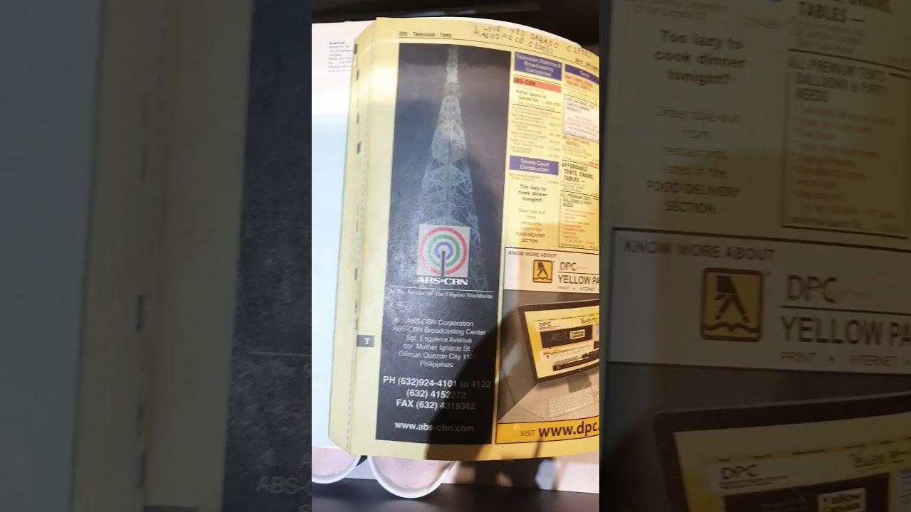 ABS CBN Advertise - ABS CBN Advertise