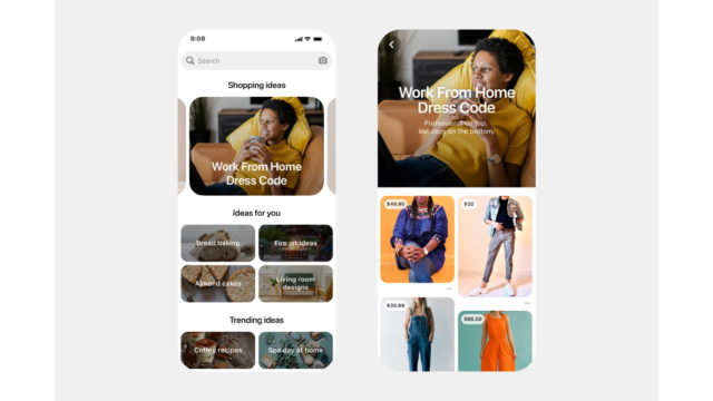 <aPinterest Begins Rolling Out Shopping Spotlights
