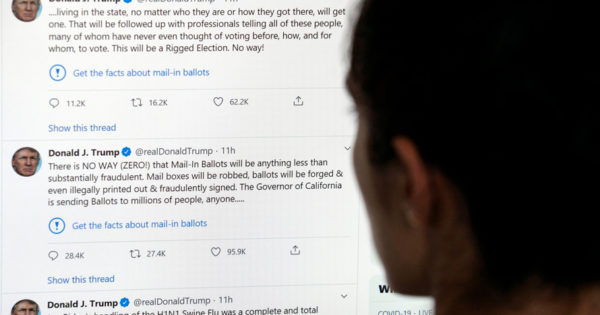 why trump cant claim twitter is actually violating his free speech 1 - Why Trump Can't Claim Twitter Is Actually Violating His Free Speech