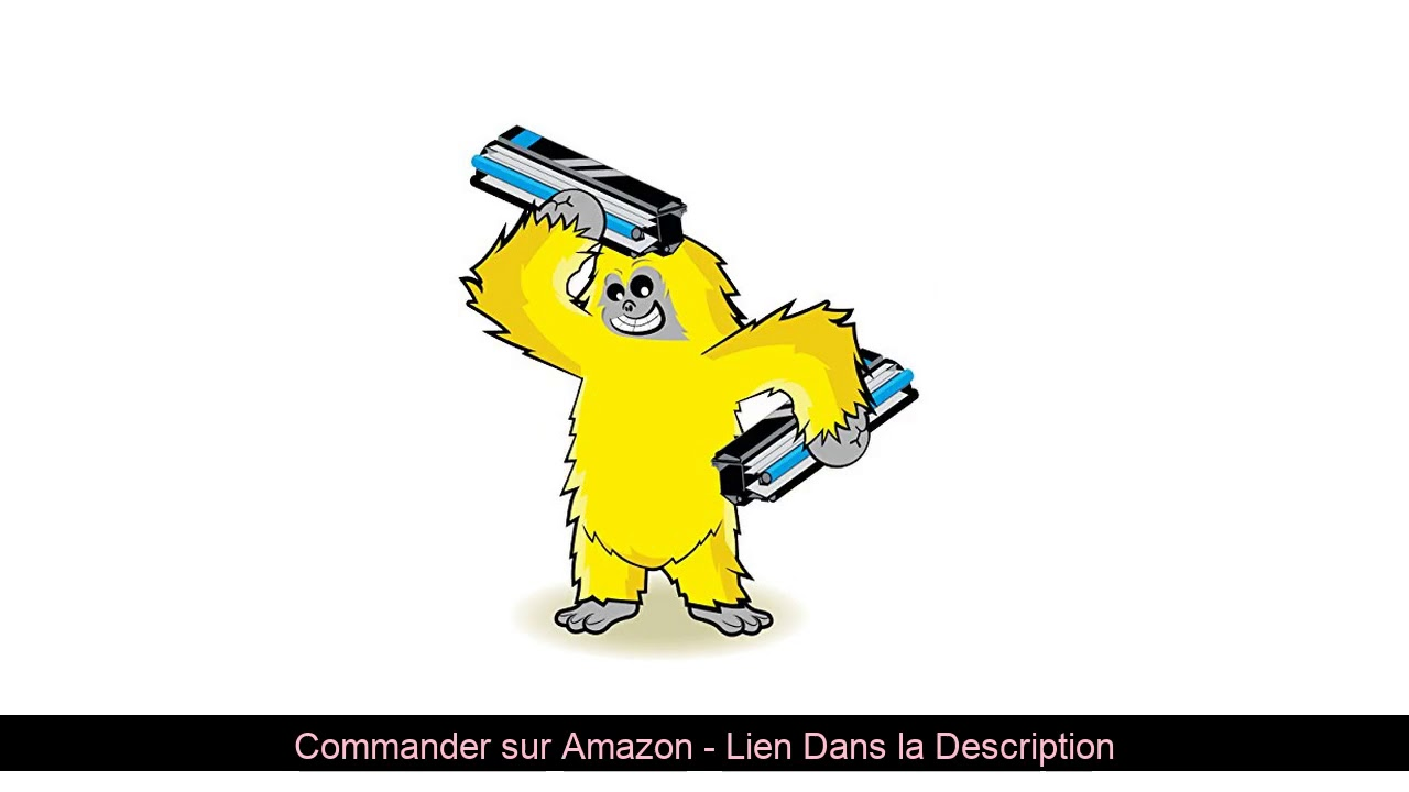 Yellow Yeti MLT D1052L 2500 Pages 2 Cartouches Toner compatibles pour Samsung ML 1910 ML 1915 - ⭐️ Yellow Yeti MLT-D1052L (2500 Pages) 2 Cartouches Toner compatibles pour Samsung ML-1910 ML-1915