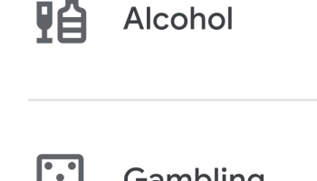 google to intro enhanced controls for alcohol and gambling ads - What It Will Take To Foster A Responsible Media Ecosystem