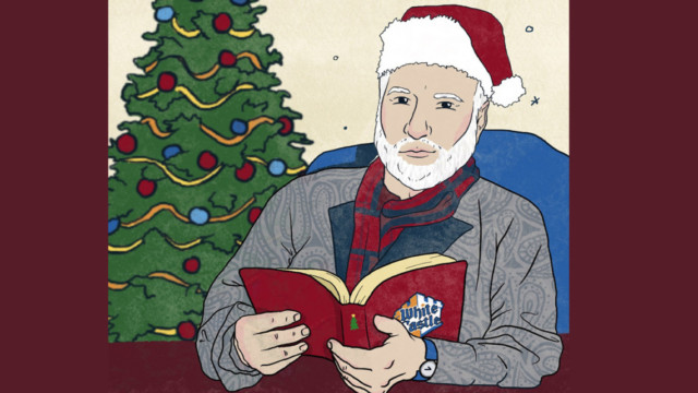 richard dreyfuss narrates white castles spinoff of a christmas classic - Richard Dreyfuss Narrates White Castle's Spinoff of a Christmas Classic