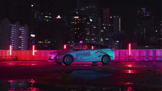 Singapore by Stream Takes Twitch Viewers on a Taxi Tour
