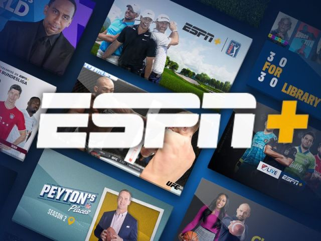 disney raises price of espn by 17 after sports rights binge - Disney raises price of ESPN+ by 17% after sports rights binge