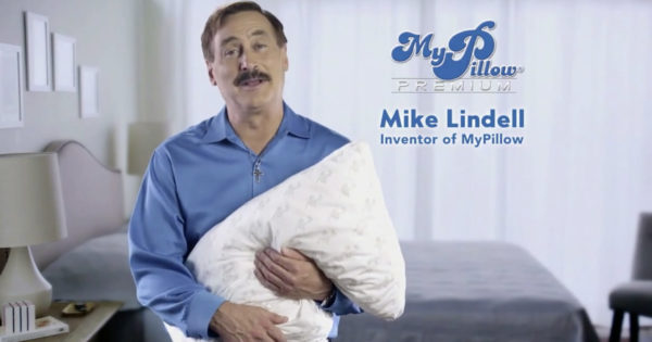 mypillow says it will pull all fox news ads due to election fraud spot dispute 1 - MyPillow Says It Will Pull All Fox News Ads Due to Election Fraud Spot Dispute